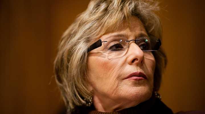 Bell Rings for Anti-Gun Senator Barbara Boxer