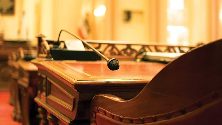 2017 California Legislative Session Reconvenes Today, January 4th