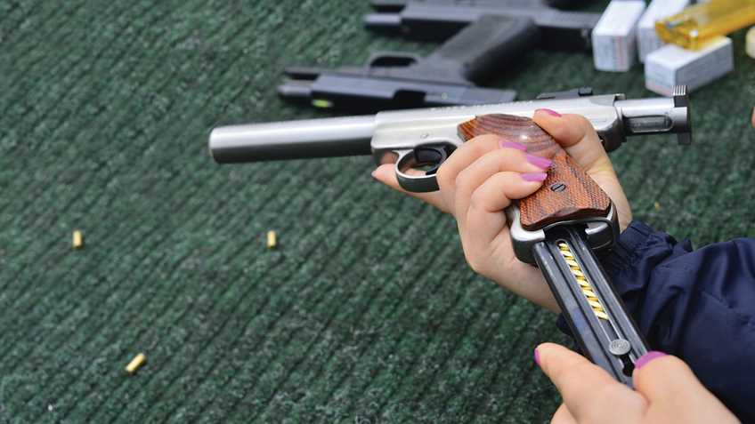 More than ever, women are getting concealed carry permits