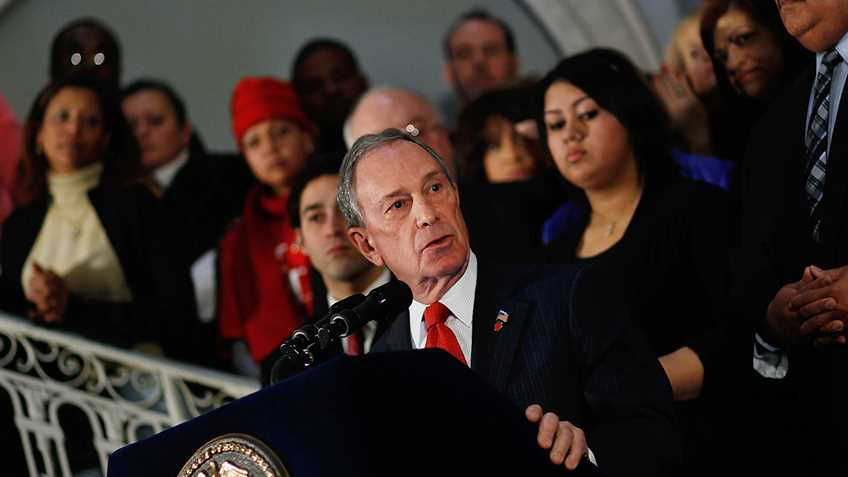 Yet Again, Bloomberg Ignores Existing Laws to Argue for Additional Laws