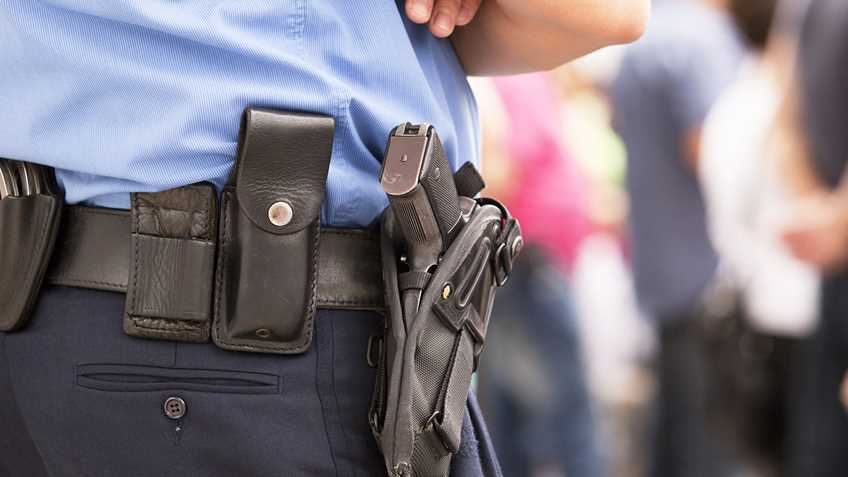 First, Carry No Gun: Police Chief Gets Inhospitable Reception at Texas Medical Clinic