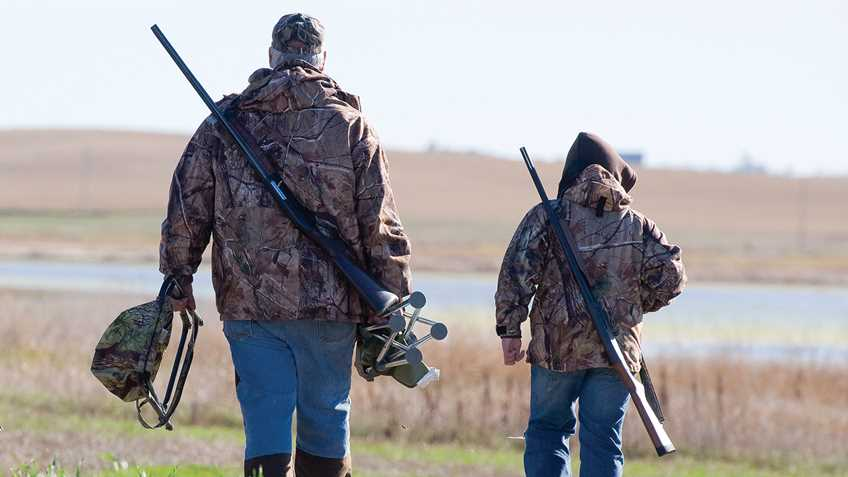 Wisconsin: Support Mentored Hunting Bills As Written