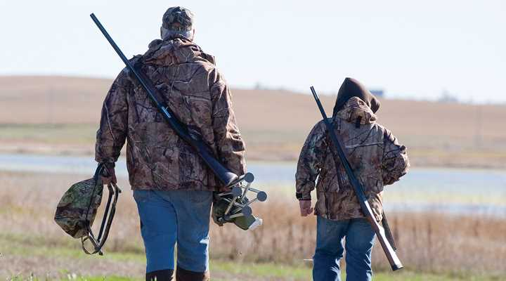 NRA Signs MOU with U.S. Fish & Wildlife Service