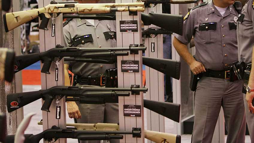 Legislation Introduced to Break Administrative Choke Hold on Firearm and Ammunition Vendors
