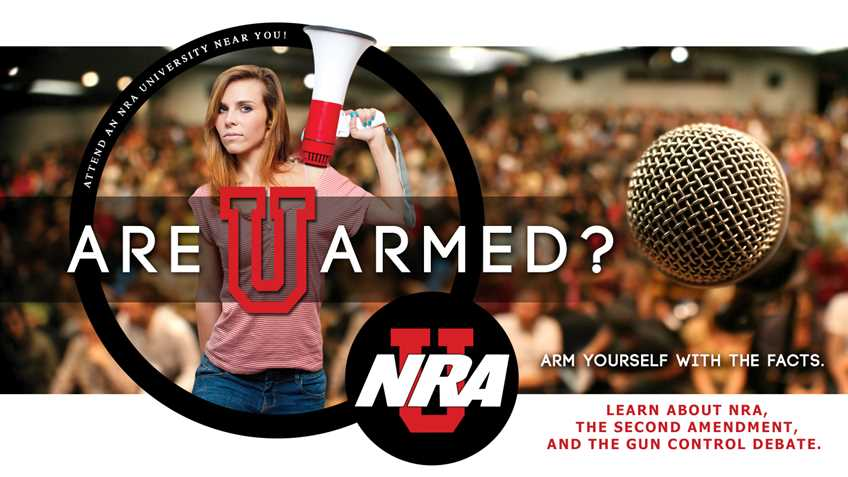 Join Us for the Annual Fall NRA Weekend at Cabela's in Dundee, Michigan!