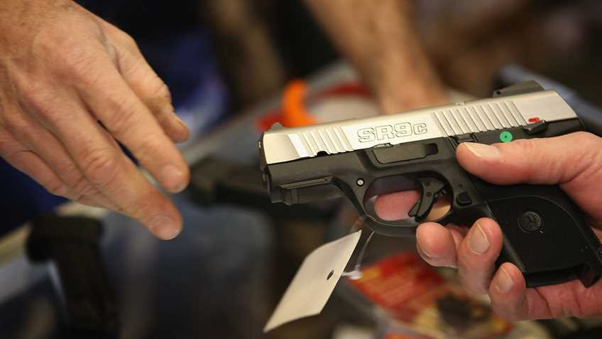 Record-Breaking Gun-Check Figures for 17th Consecutive Month