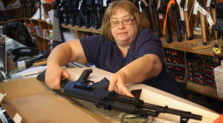 California: Gun Owners Score a Win on One Gun a Month Bill