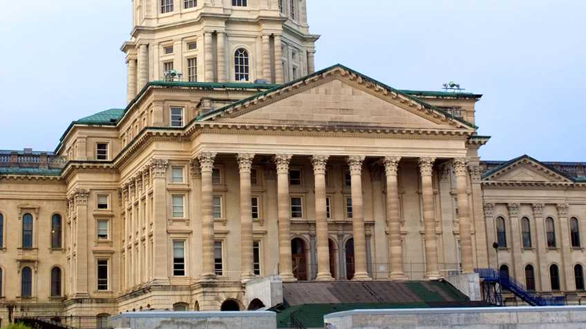 Kansas: 2018 Legislative Session Convenes