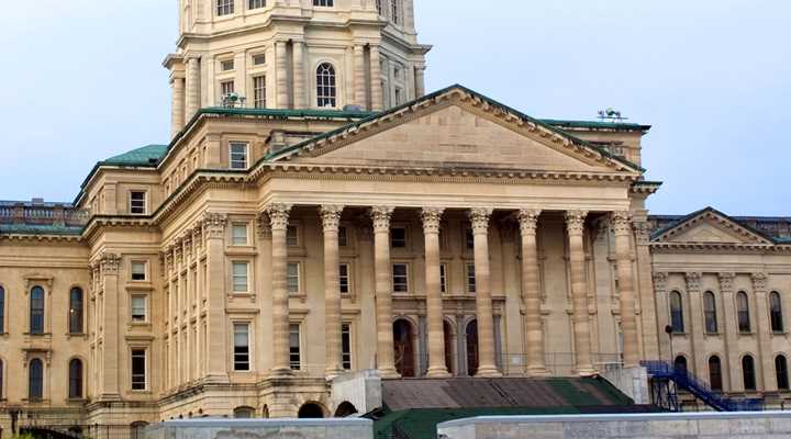 Kansas: Legislature Adjourns From 2017 Legislative Session