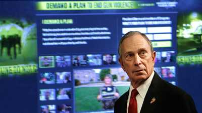 "Bloomberg's Anti-Gun ""Grassroots Movement"" Explained?"