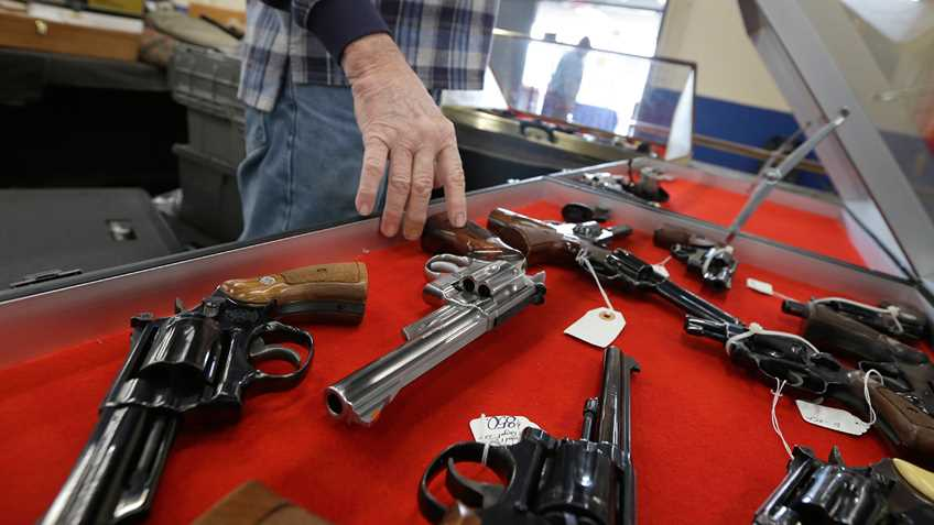 Declining Gun Ownership?  Sloppy Reporting Strikes Again