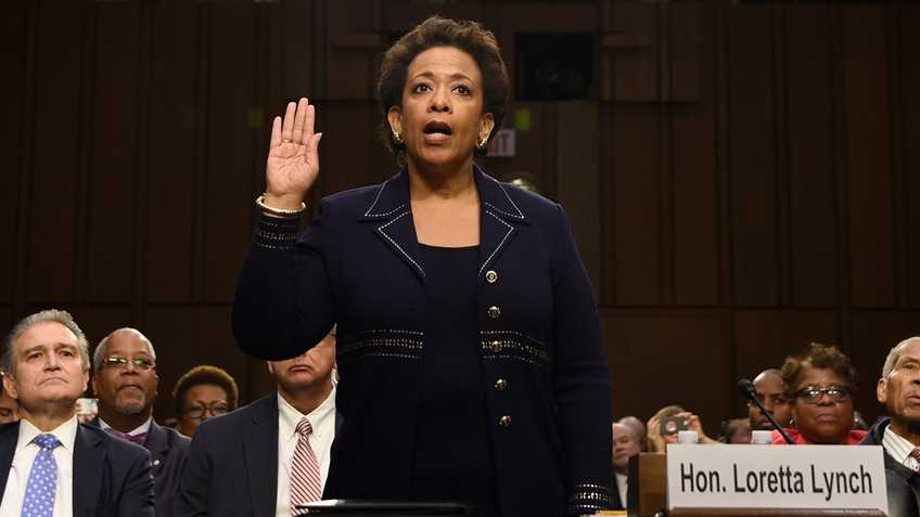 NRA Opposes Confirmation of President Obama's U.S. Attorney General Nominee, Loretta Lynch