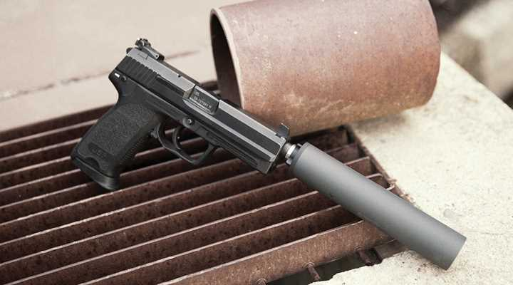 Time for the feds to deregulate gun suppressors