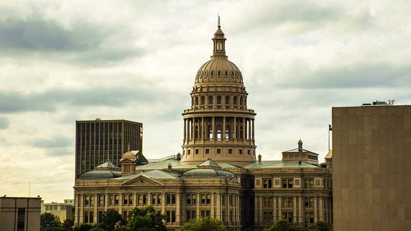 Texas: Two Gun Control Bills Will Be Heard in Committees Next Week