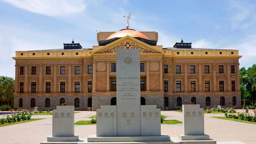 Arizona: Legislature Adjourned Sine Die