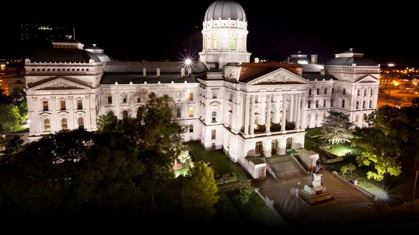 Indiana: Legislative Session Begins