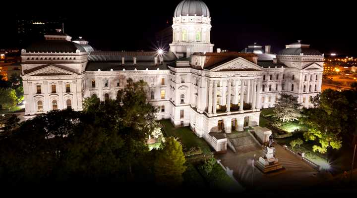 Indiana: Legislature Adjourns Sine Die