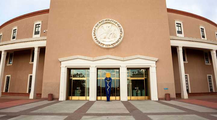 New Mexico Legislature Convenes