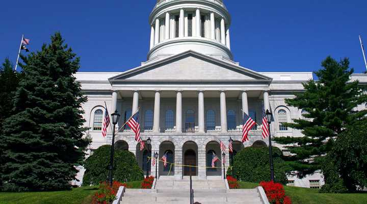 Maine: Legislature Adjourns Sine Die