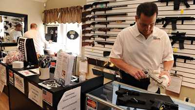 Report: Virginia Lawmakers Scheme to Thwart Local Gun Store