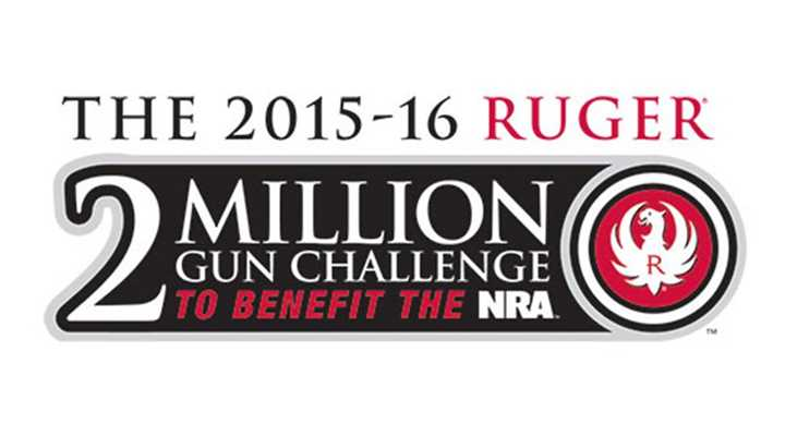 "Serious About 2016, Ruger Issues ""Two Million Gun Challenge"""