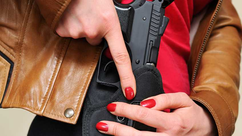 New Jersey:  More Gun Control Measures Up For Senate Vote