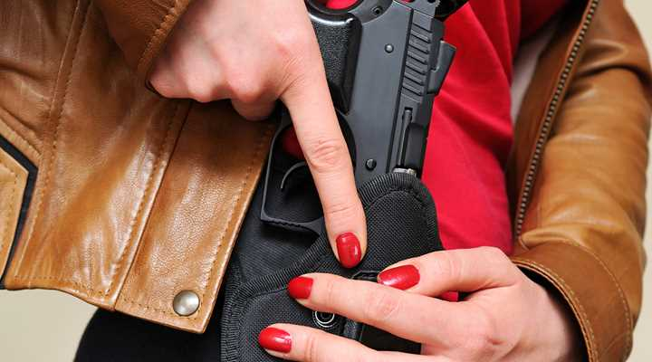 Governor Signs NRA - Backed Personal Protection Bill in Arkansas