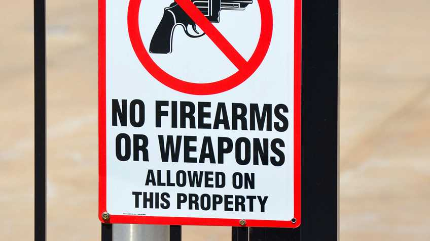 New Hampshire: Gun-Free Zone Legislation Heading to Committee Next Week