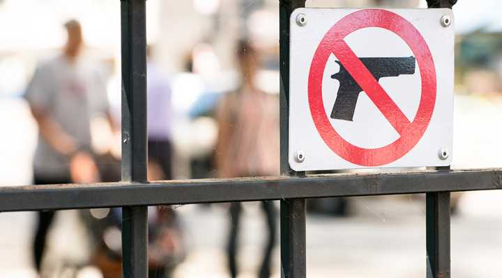New Jersey: Senate Bill Would Publicly Finance Gun Control Agenda