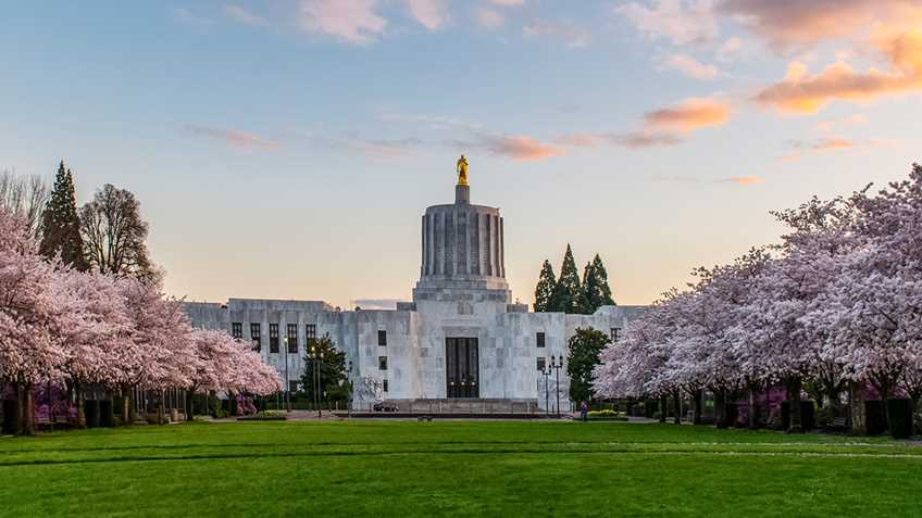 Oregon: Legislature Adjourns Sine Die, Anti-Gun Bill Defeated