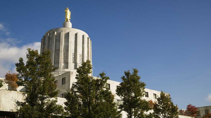 Oregon: 2016 Legislative Session Convenes; Senate Bill 1551 Pulled from Hearing Agenda