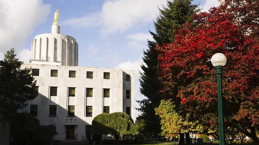 Oregon: Anti-Gun Bill Headed to Senate Floor for Vote