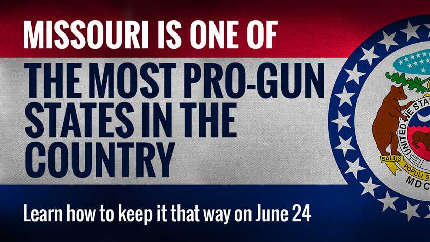 Missouri: Join NRA in O'Fallen!