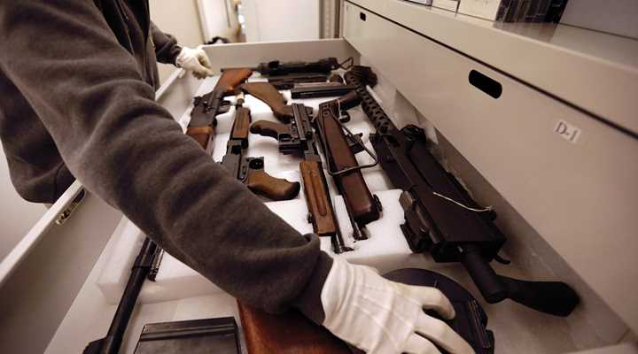 """Collectible Firearms Protection Act"" Introduced"