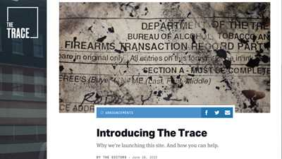 The Trace: Just Another Effort to Mislead America