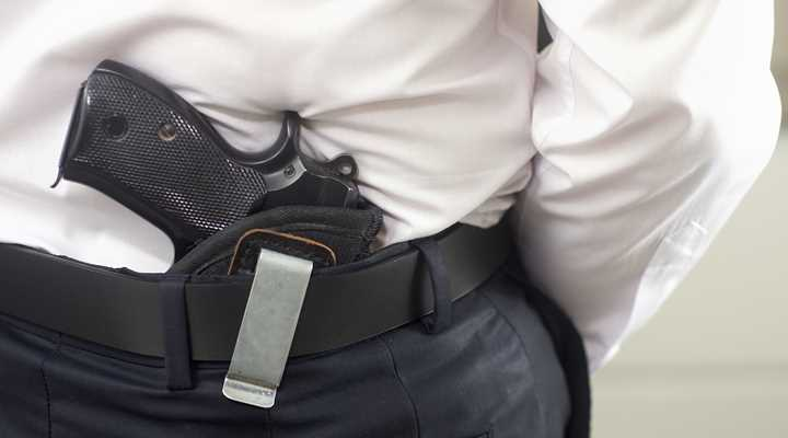 House Passes Permitless Carry in New Hampshire