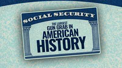 Obama's SSA to Strip Millions of Americans of their Gun Ownership