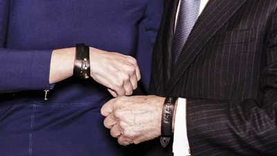 """High Society"" Types Sued Over Anti-Gun ""Bracelets"""