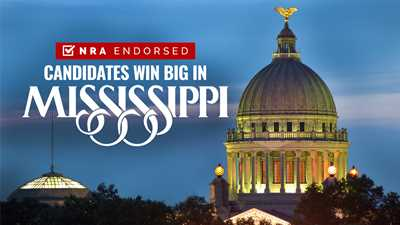 Pro-Second Amendment Candidates Win in Mississippi Primary