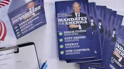 "NRA Ad Targets ""Candidate"" Bloomberg"