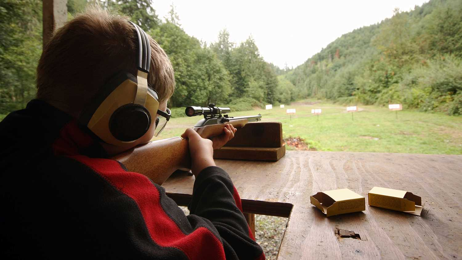 NRA-ILA | Maine: Governor Signs Shooting Range Protection Law