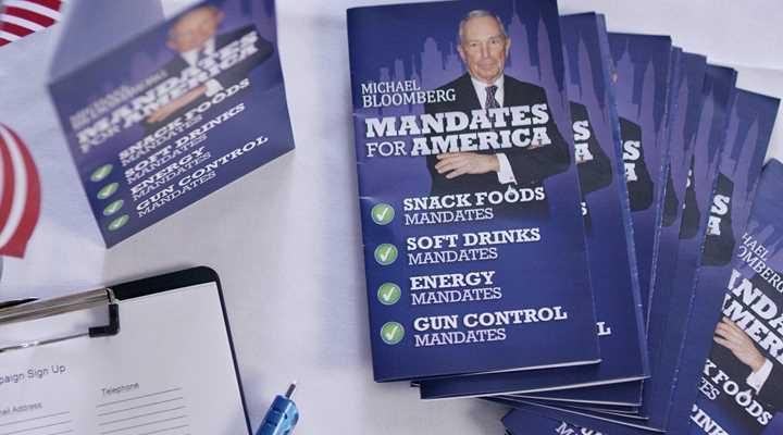 Bloomberg for President?