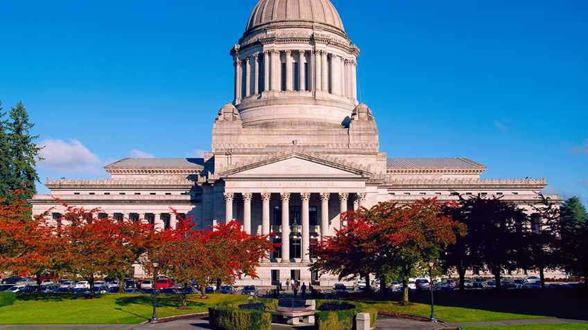 Washington: 2017 Legislative Session Convenes