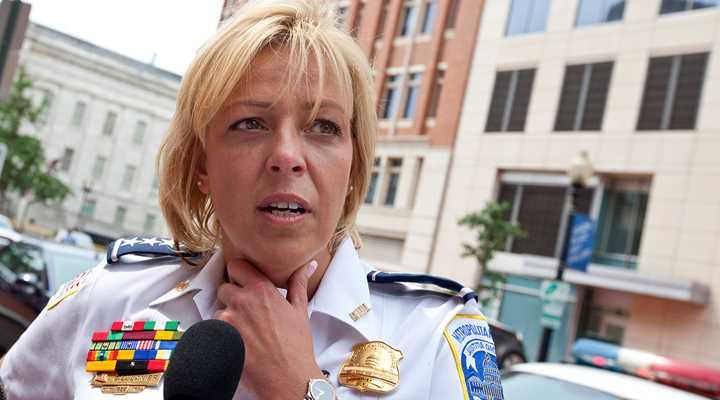 Scapegoat Alert! D.C. Murders Increase, Police Chief Blames . . .