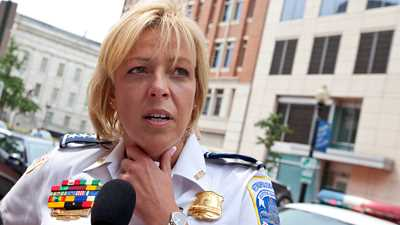 Scapegoat Alert! D.C. Murders Increase, Police Chief Blames . . .