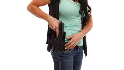 Women Too Weak to Defend Themselves With Guns?