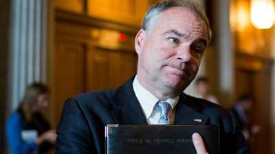 Virginia Senator Kaine Introduces Bill to Turn Innocent Mistakes into Felonies