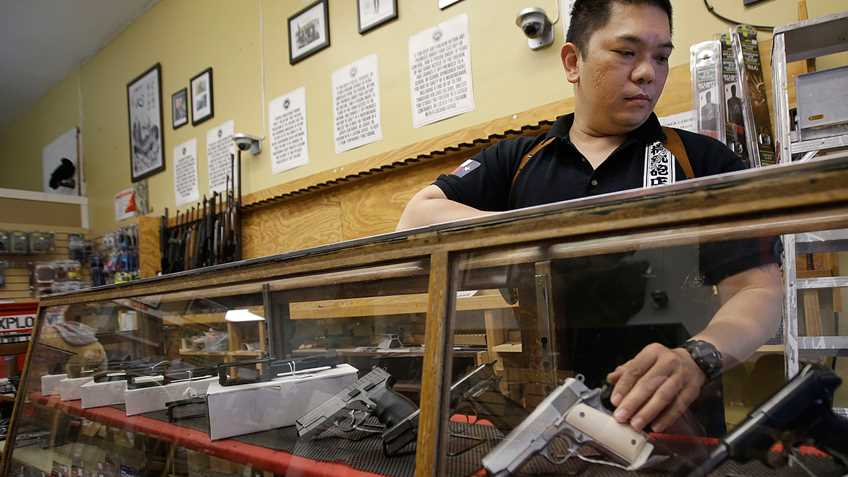 San Francisco Supervisors Drive All Gun Stores from City