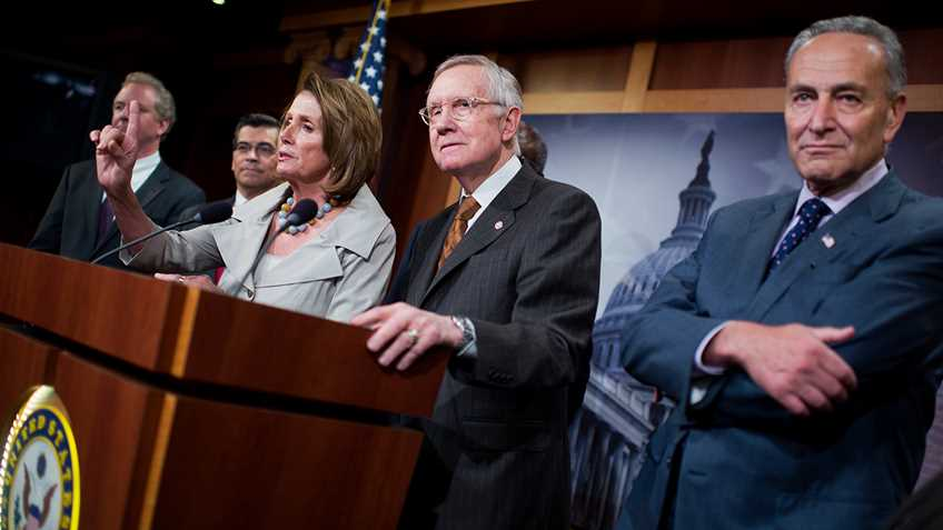 Anti Gun Democrats Renew Call for … Well, You Know the Rest