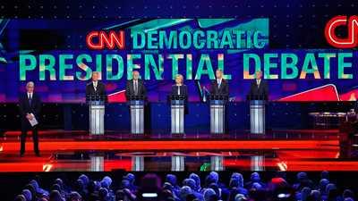 "Democratic Debate ""Race to the Bottom"" on anti-gun posturing"